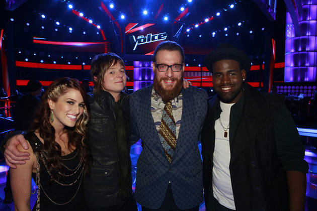 The Voice Season 3: Which Top 4 Contestant Could Produce a Radio Hit?