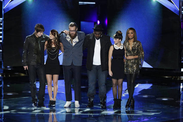 Who Got Eliminated During The Voice Season 3 Live Results Show on Dec. 4, 2012?