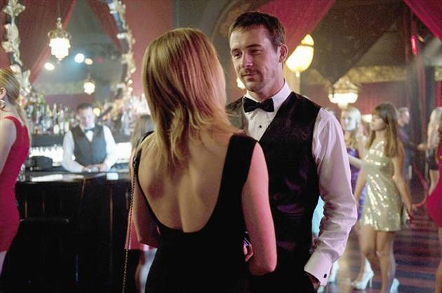How Did Revenge's Aiden Mathis and Emily Thorne Meet?