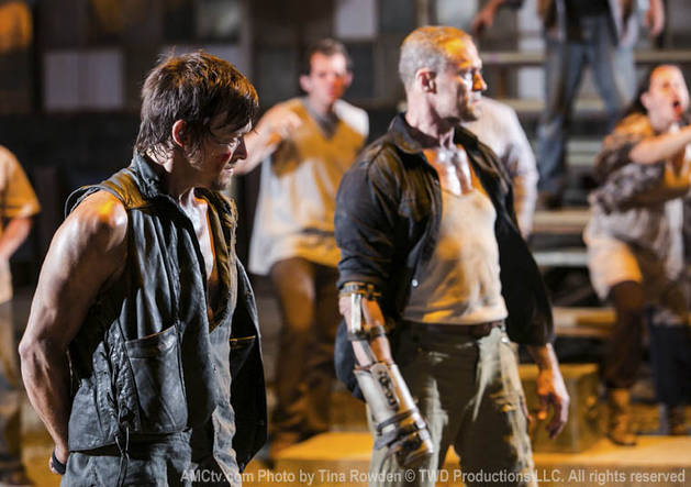 What Happens to Daryl and Merle Dixon? The Walking Dead Season 3 Spoilers on Episode 9