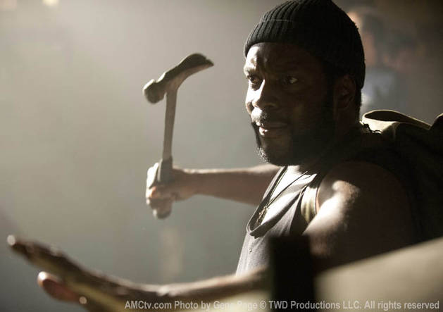 The Walking Dead Season 3 Spoilers on Episode 9: Tyreese's Group Plans Attack on Prison