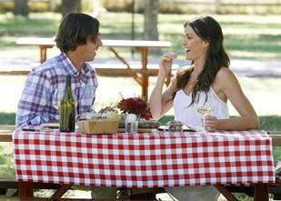 "What Did Jillian Harris Think About Ben Flajnik and Courtney Robertson's ""Wedding""?"