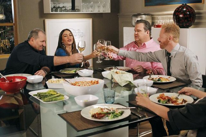 """Be Normaler!"" Quotes From Modern Family Season 3, Episode 14"
