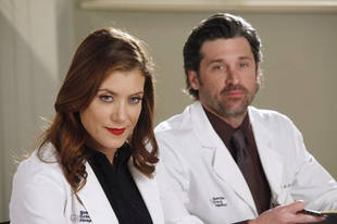 "It's Not Your Baby: OMG Moments From Grey's Anatomy Season 8, Episode 13: ""If/Then"""