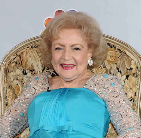 Golden Girl! Betty White Wins First Grammy Award at Age 90