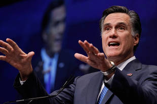 Mitt Romney Says He'll Never Do Dancing With the Stars