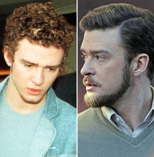 Justin Timberlake's Hair: Better Then or Now?