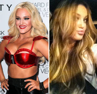 Lacey Schwimmer Dyes Her Hair Golden Brown: Hot or Not?