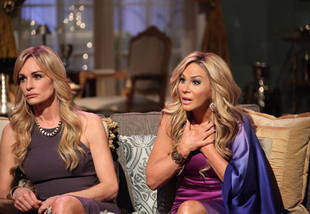 Adrienne Maloof Says Real Housewives' Reunion Didn't Show What Really Caused Hurt Feelings