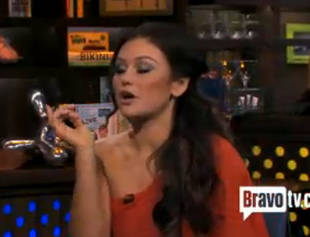Snooki Denies Hooking Up With The Situation on Watch What Happens! Live (VIDEO)