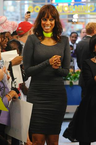 Tyra Banks: Fourth Richest Supermodel in the World (Guess Who's #1!)