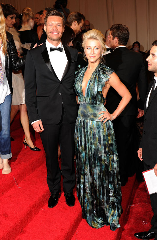 Julianne Hough and Ryan Seacrest to Be Separated For 8 Weeks