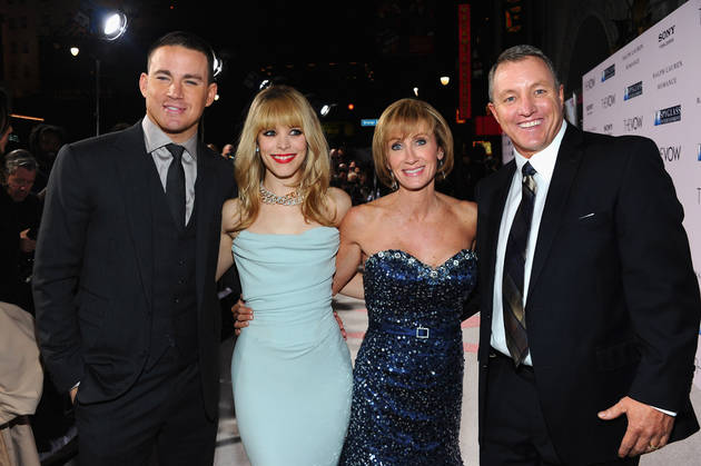 Meet the Real-Life Couple Who Inspired Channing Tatum and Rachel McAdams' Characters in The Vow