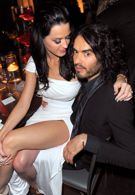 Russell Brand Doesn't Want Katy Perry's Money