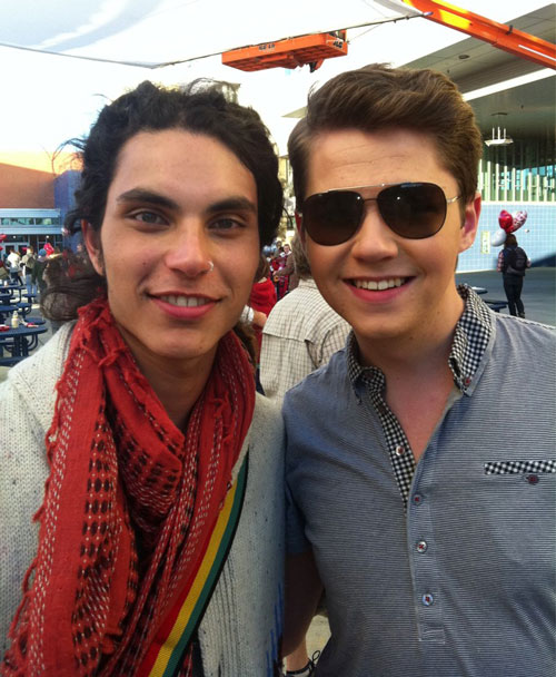 Samuel Larsen: 5 Things to Know About Glee's Newest Star