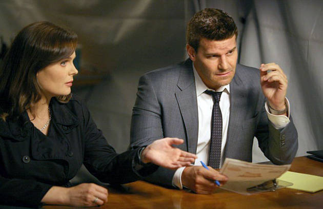 What Will Booth and Brennan's Baby Look Like? (PHOTO)