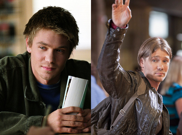 Chad Michael Murray Returns to One Tree Hill — Does He Still Look the Part? (PHOTOS)