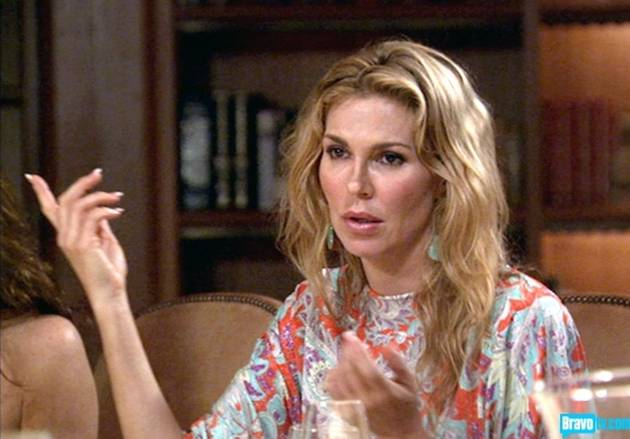 Real Housewives' Brandi Glanville Tweets Skepticism About Taylor Armstrong's Dislocated Jaw