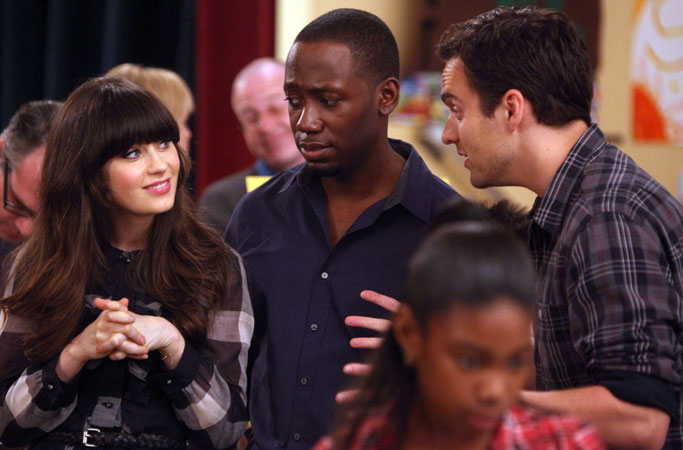 "Top 16 New Girl Quotes From Season 1, Episode 14, ""Bully"": ""I'm Like a Sexual Snowflake"""