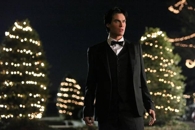 Vampire Diaries' Ian Somerhalder: Damon's Done an 'Insurmountable Amount of Bad' to Elena