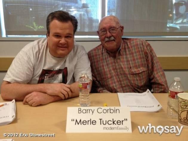 Modern Family Spoiler: Meet Cam's Dad! (PHOTO)