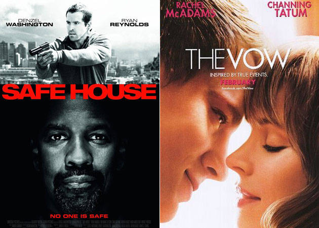 Safe House, The Vow, Star Wars: Wetpaint Entertainment's Sexy-Not Sexy Weekend Movie Guide, 2/10