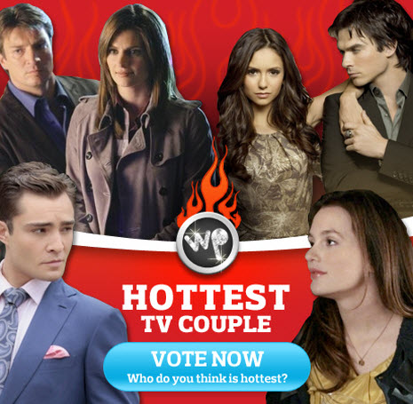 Vote for TV's Hottest Couple: The Finals