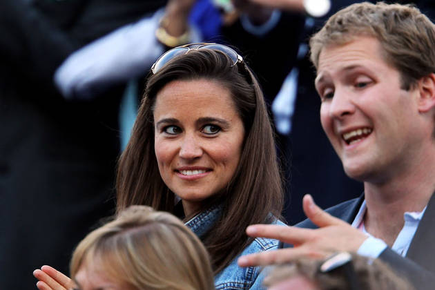Pippa Middleton and George Percy: Not Dating?