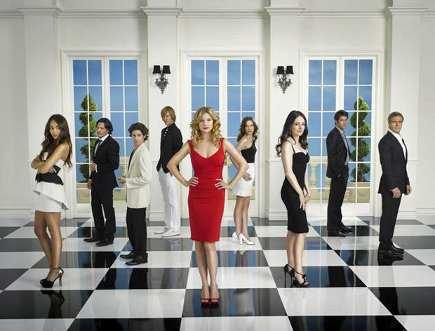 Revenge Panelists Announced for PaleyFest 2012