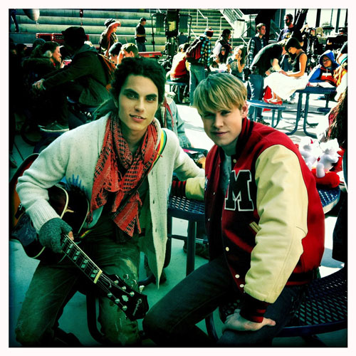 "Glee's Top Samuel Larsen Quotes: The Best of Joe Hart in Glee Season 3, Episode 13: ""Heart"""