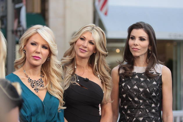 """The Real Housewives of Orange County Stars Discuss """"Strain"""" of Filming Unscripted Reality — Exclusive!"""