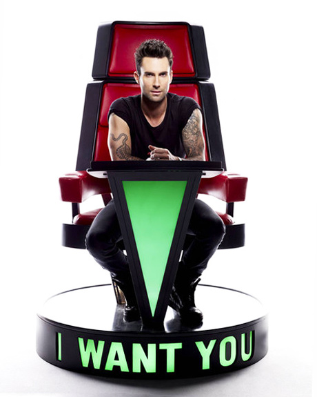 The Voice Season 2: Who's on Team Adam in 2012?