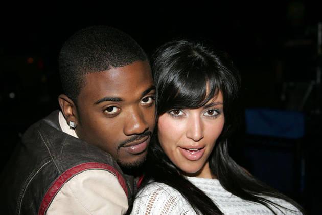 Ray J Claims Kim Kardashian Pursued Him While She Was Married