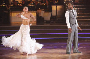 DWTS Season 14 Premiere: Jaleel White & Kym Johnson's Major Wardrobe Malfunction