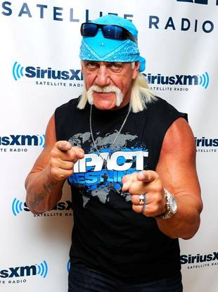 Hulk Hogan's Sex Tape Might Be Coming Soon to a Dirty Video Store Near You!