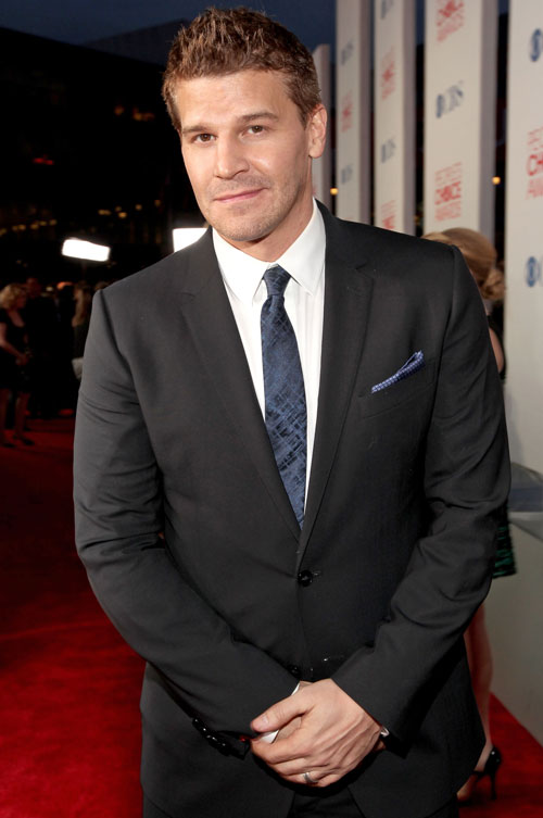 David Boreanaz Causes Mass Panic on Twitter: Did He Just Say Booth Will Die?!