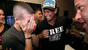 Mama's Boys: Pauly D and Vinny Love Living With Their Parents (VIDEO)