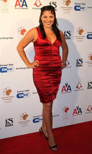 Grey's Anatomy's Sara Ramirez: How She Really Feels About Her Curves
