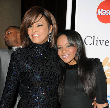 Oprah Scores Big Interview With Whitney Houston's Daughter