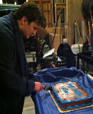 Castle's Nathan Fillion Raises Over $50,000 for Charity on His Birthday