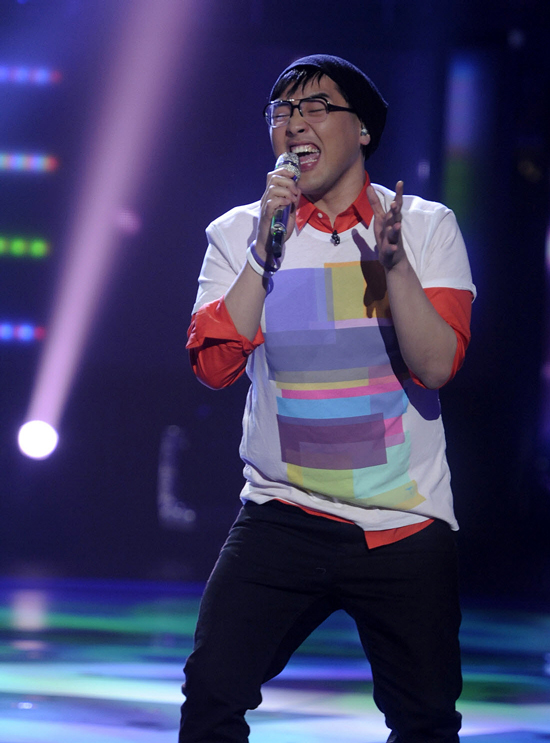 Should American Idol 2012's Heejun Han Have Been Eliminated Instead of Erika Van Pelt on March 22?