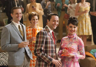 Mad Men Season 5 Premiere Recap: Zou Bisou