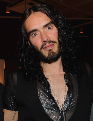 Russell Brand Arrested For Throwing an iPhone Through a Window