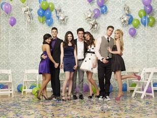 Secret Life of the American Teenager Filming 100th Episode