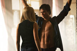 """Top 11 Damon Snarks from The Vampire Diaries Season 3, Episode 18, """"The Murder of One"""""""