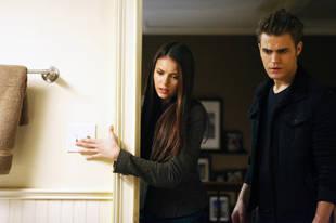 "The Vampire Diaries Recap of Season 3, Episode 17, ""Break on Through"": The Devil Inside"