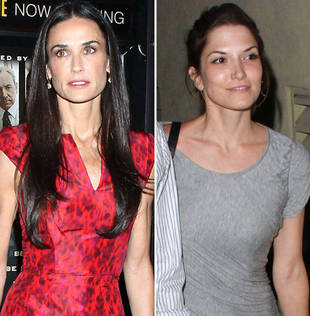 Ashton Kutcher's New Lady: Is She a Demi Moore Look-Alike? You Tell Us!