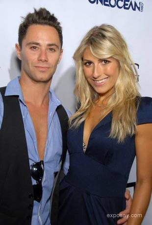 DWTS Pro Troupe Member Sasha Farber Dishes Backstage Details — Exclusive!