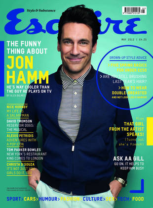 If You Think Jon Hamm Is Sexy and You Want His Body, Come On Just Don't Let Him Know