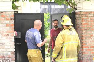 Fire Department Races to Katherine Heigl's House – But Why?